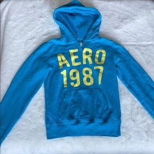 Blue Warm & Cozy Sweatshirt | Hoodie